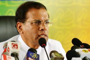 Rajapaksa concedes defeat to Sirisena