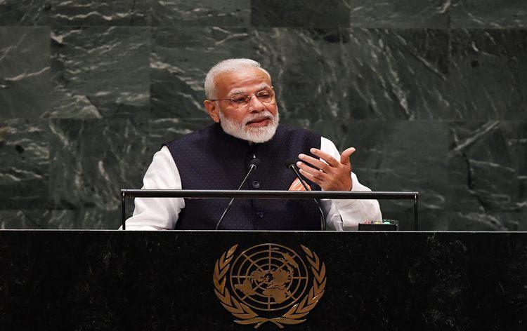 PM Modi calls upon international community to unite against terrorism