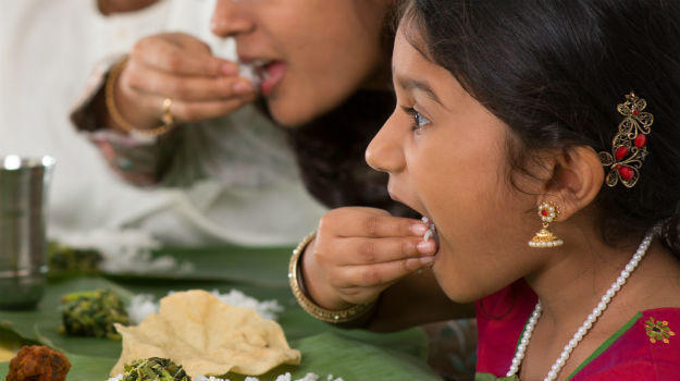 Eating similar food helps build trust in adults
