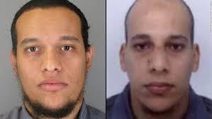 Charlie Hebdo suspects shot dead in Paris