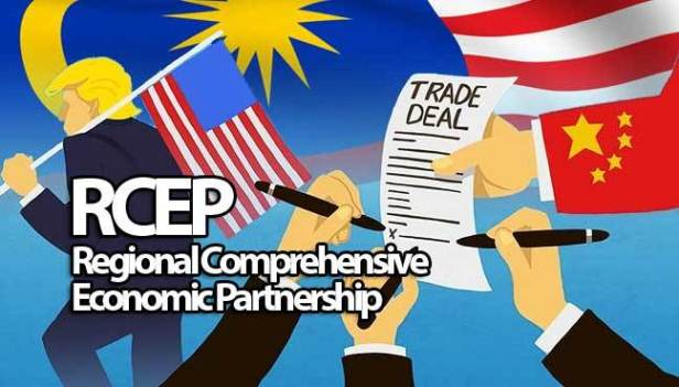 Trade Ministers of 16-member Regional Comprehensive Economic partnership (RCEP) bloc to meet today