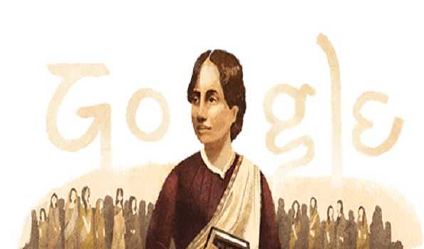 Google honours activist Kamini Roy with doodle on her 155th birthday