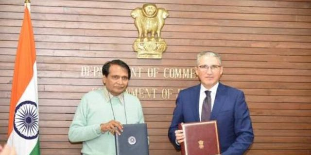 India and Azerbaijan agree to enhance bilateral trade relations