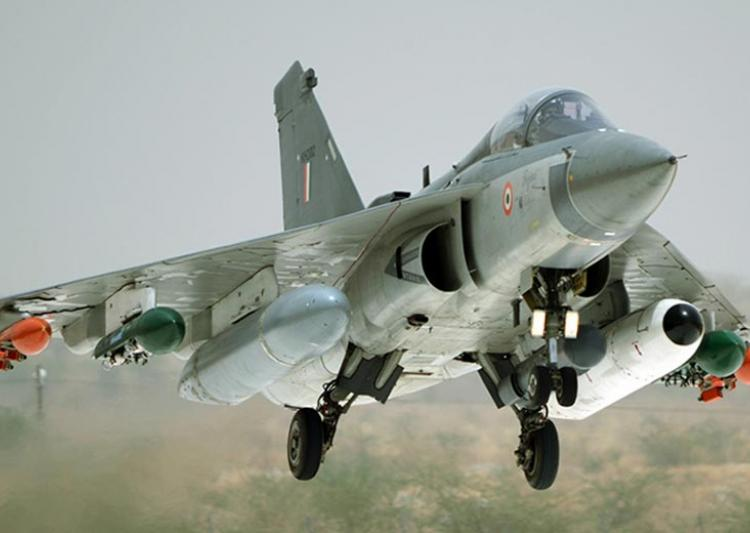 indianairforceinductsfirstsquadronoflcatejas