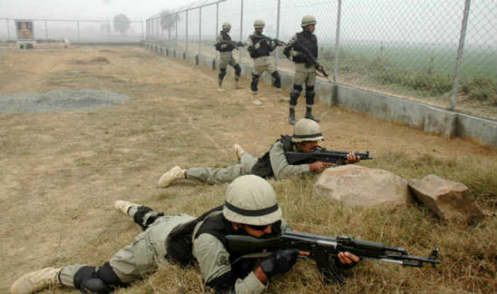 Pak forces resort to heavy shelling in RS Pura & Samba sectors of Jammu