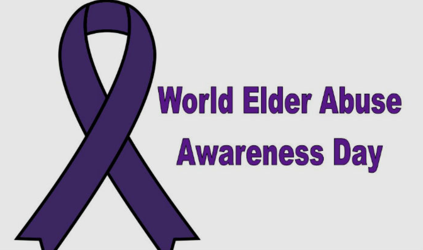 World Elder Abuse Awareness Day is being observed today