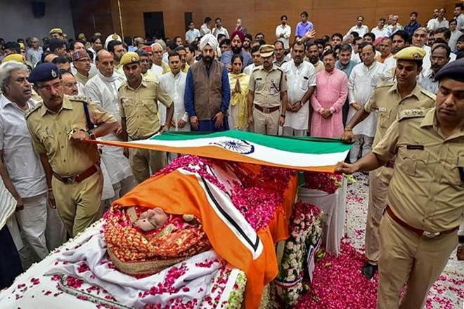 Sushma Swaraj: extraordinary leader, one of India's most high profile woman politician