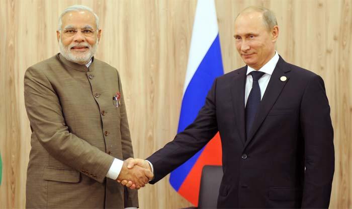 Modi to hold bilateral talks with Russia president Putin ahead of BRICS summit