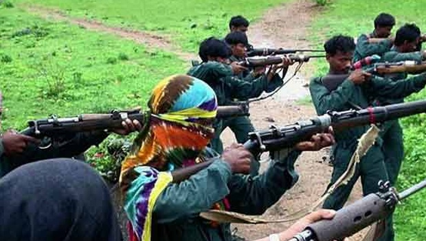 12 suspected Maoists shot dead in an encounter in Jharkhand