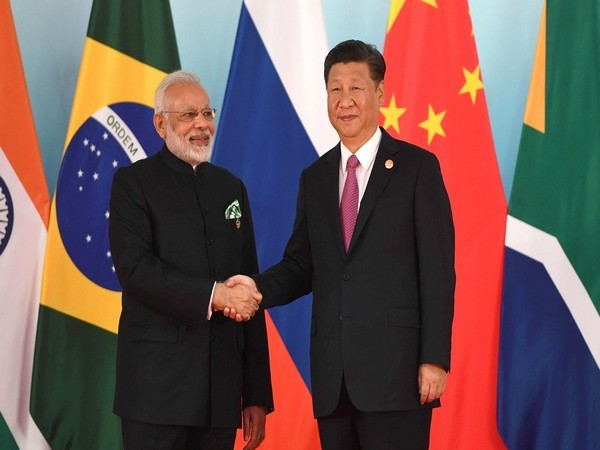 PM Modi holds bilateral talks with leaders of China,South Africa  on sidelines of BRICS Summit