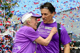 92-year old becomes oldest woman to finish marathon