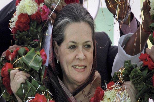 PM Modi tweeted Good wishes To Sonia Gandhi