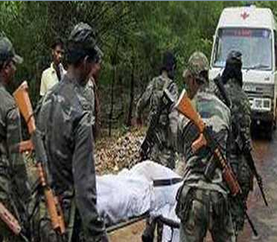 13 CRPF personnel killed in encounter with Maoists