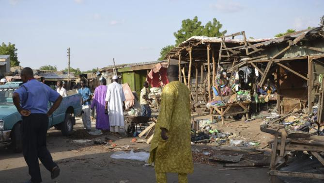 30 killed in northeast Nigeria by suicide bombers